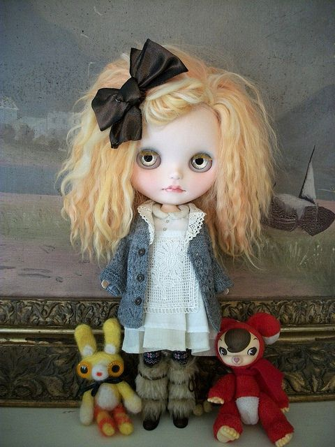 Lil' Friends..... by simplychictiques, via Flickr