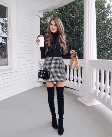 30 Cute Outfits To Wear On A Cold Valentine's Day – Society19