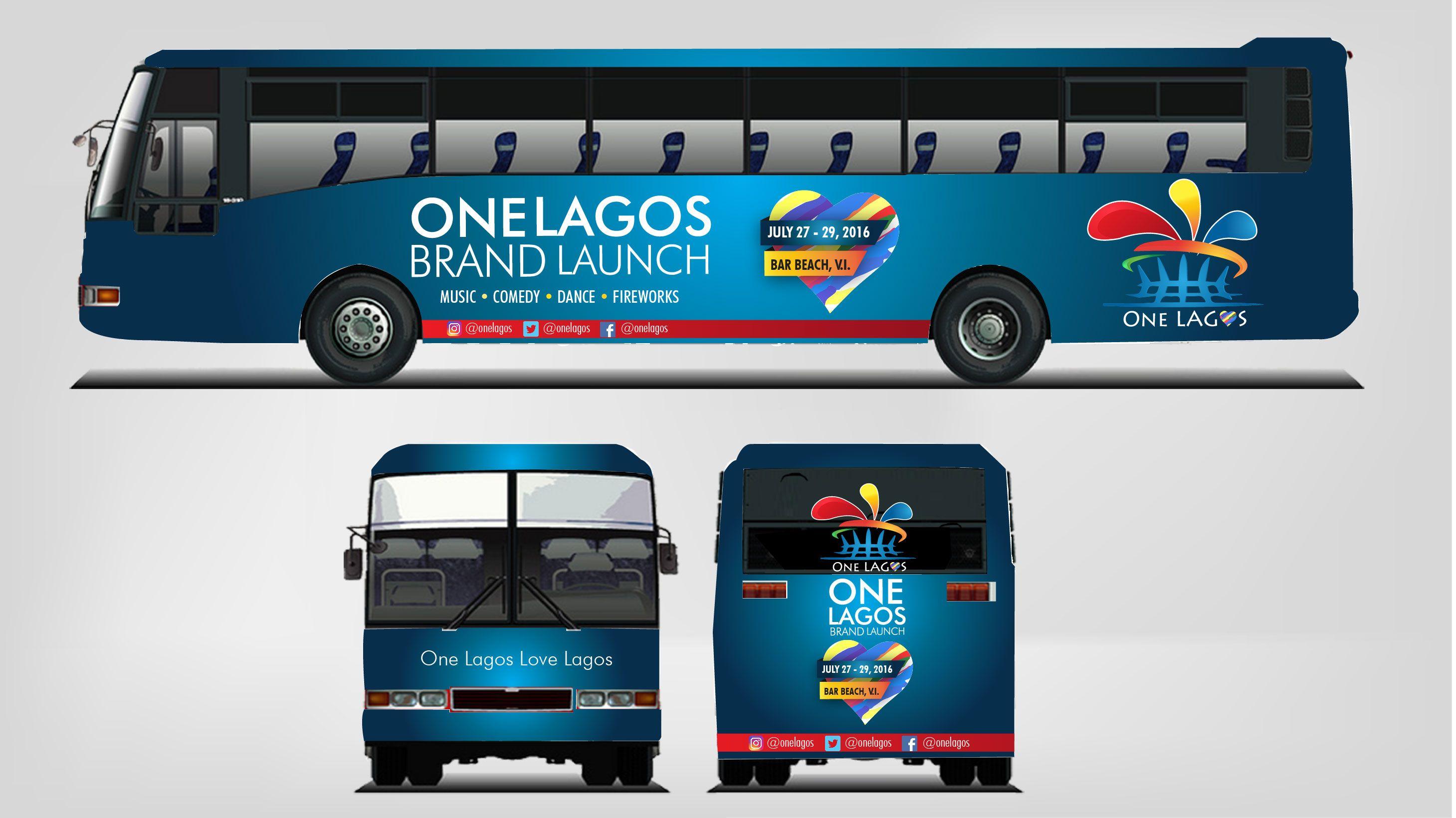 One Lagos Brt Bus Mock Up Mocking Comedy Dance Comedy