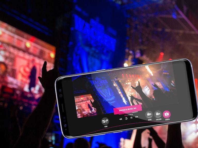 Deutsche Telekom will broadcast the he biggest heavy metal