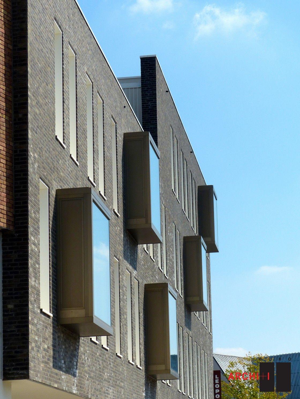 2014 de ham oudenaarde c bart heijnens 13 bay window pinterest facades and architecture - Buro 13 architekten ...