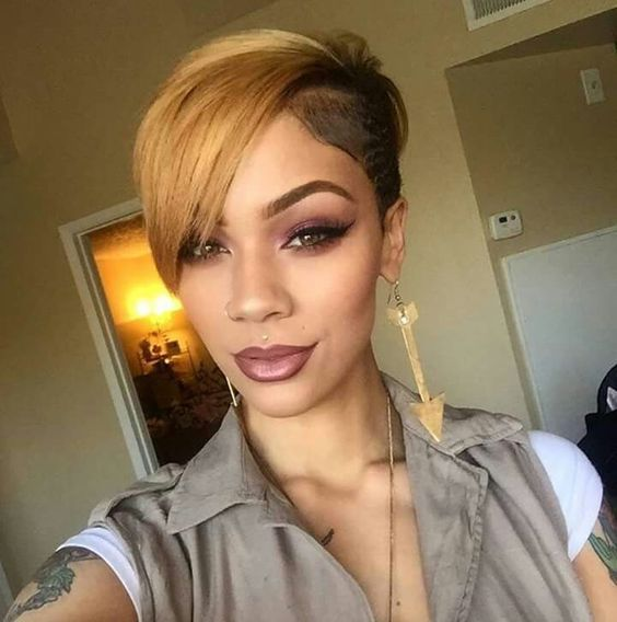 2018 Winter Hair Color Ideas For Black Women Bold And Vibrant Hair