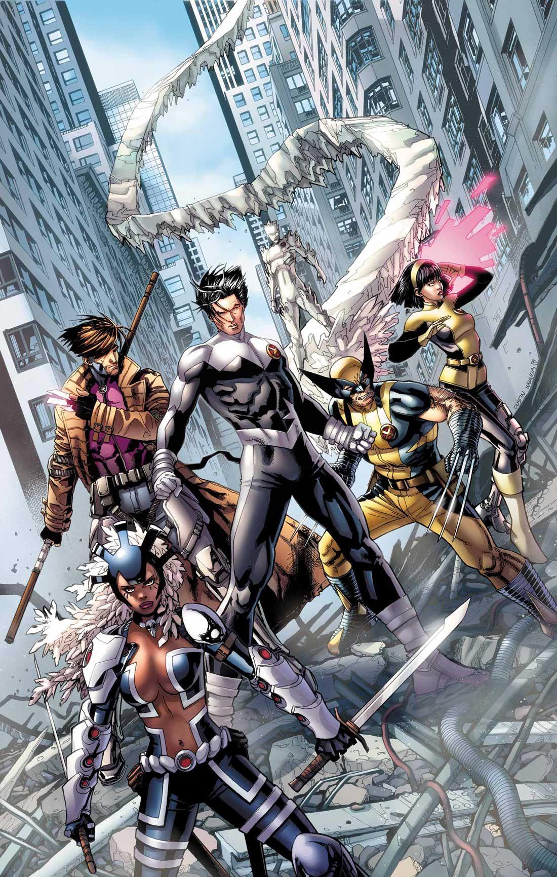 Astonishing X Men 50 Art By Mike Perkins Cover By Dustin Weaver Variant Cover By John Cassaday Comics X Men Marvel Comics Art