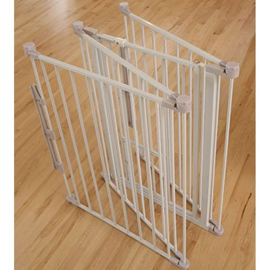 door ostrichapp stop for design gate wide com walk dogs modern extra doorway through doors cat indoor gates pet