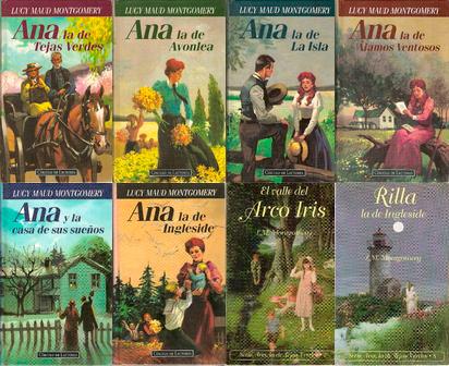 Confesiones De Una Librófila Wishlist Ana La De Tejas Verdes Lucy Maud Montgomery Ana De Las Tejas Verdes Listas De Libros Ana La De La Isla
