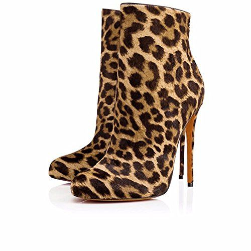 High heel boots ankle, Boots, Shoe boots