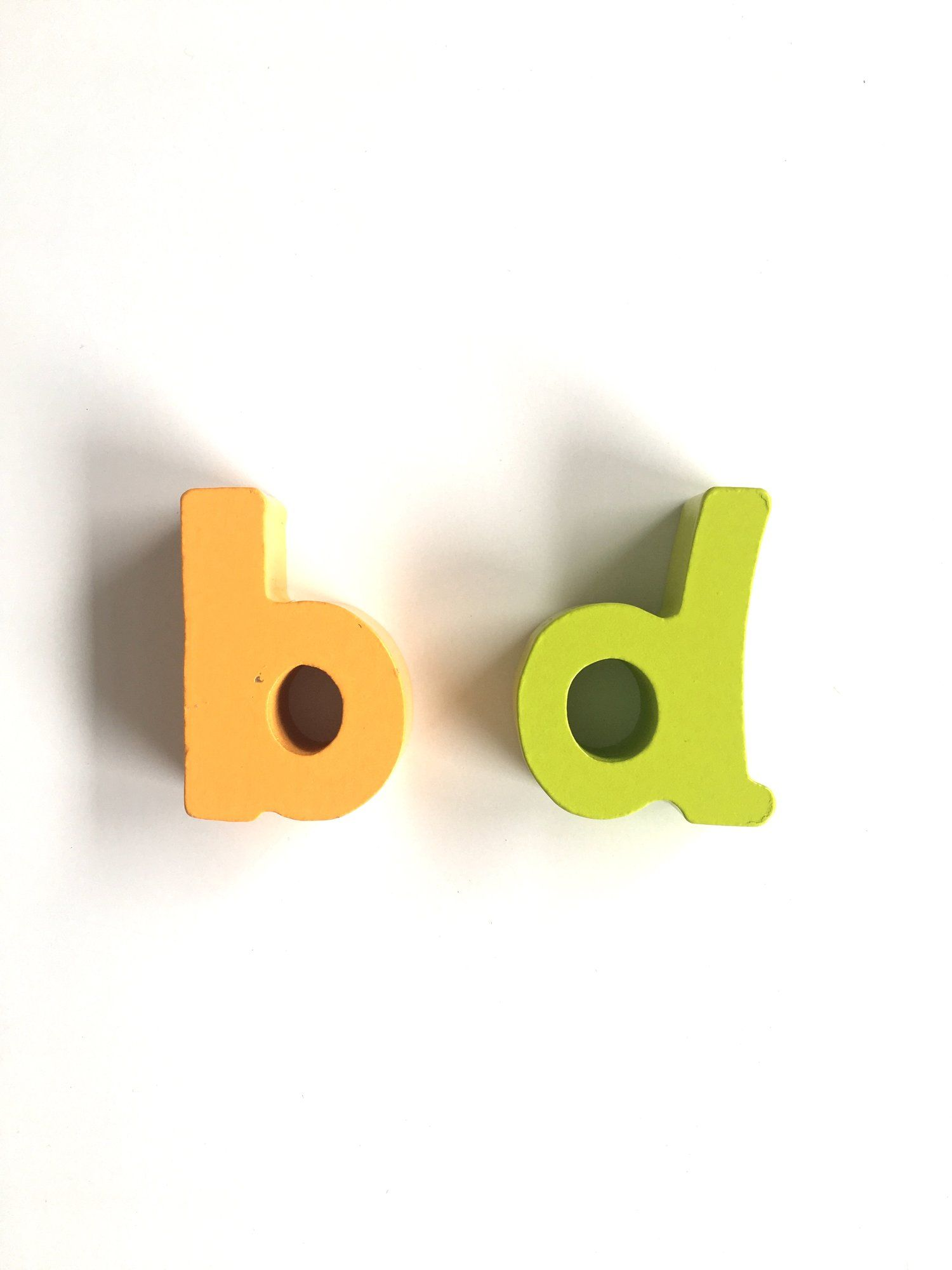 Solving B And D Reversal Problems With Struggling Readers