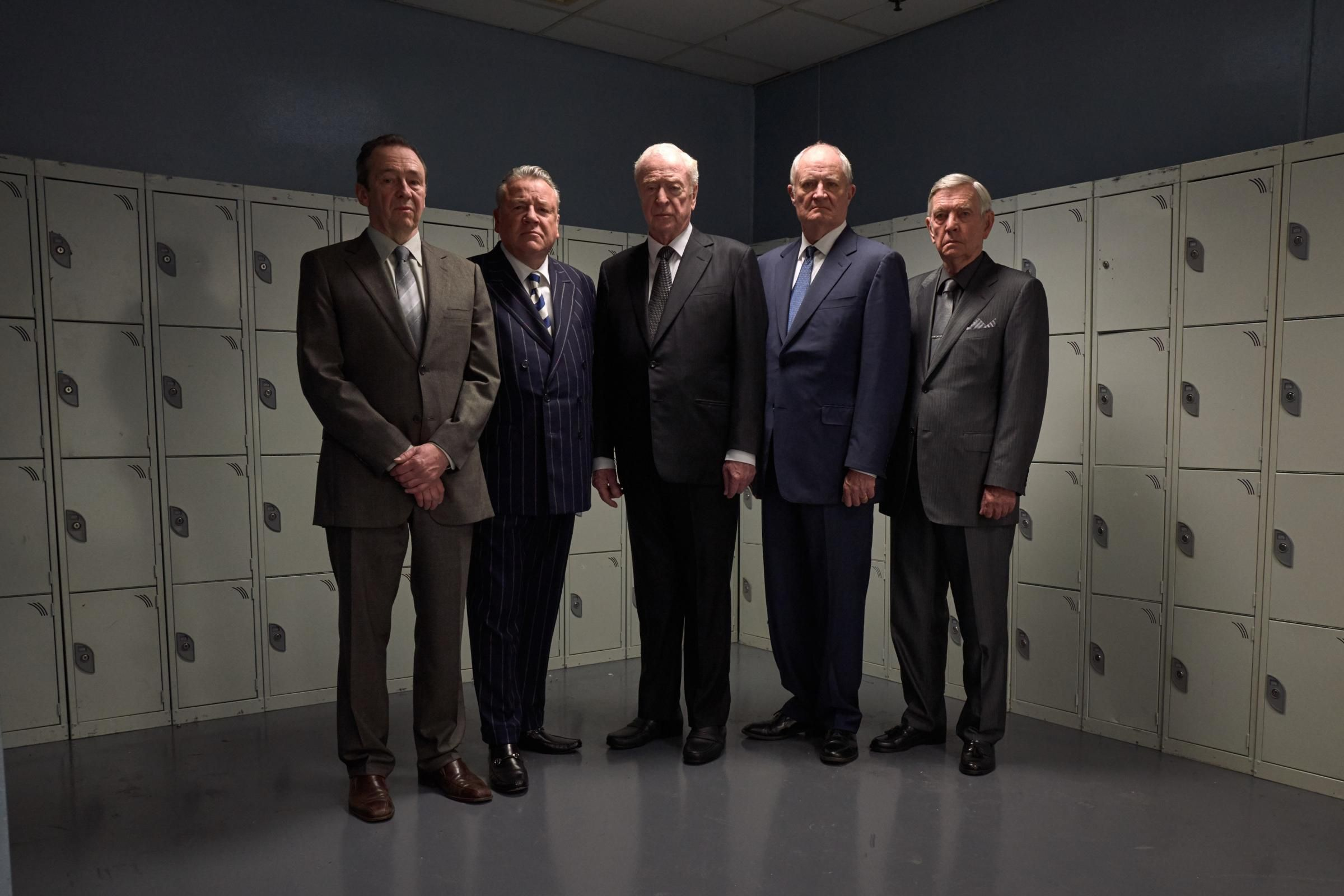 Sir Michael Caine in expletiveladen trailer for Hatton