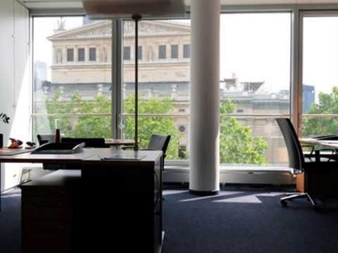 Frankfurt Office Space For Rent Serviced Offices At An Der Welle Frankfurt For Further Information Go To Http Www Th Office Space Suites Executive Office