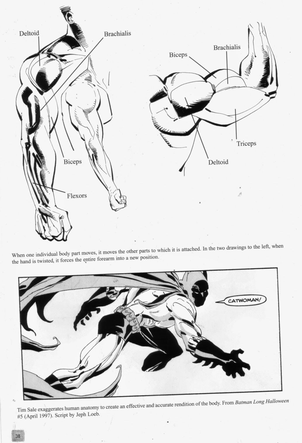 mold breaker scans from klaus janson dc comics guide to pencilling rh pinterest ch the dc comics guide to pencilling comics by klaus janson dc comics guide to pencilling