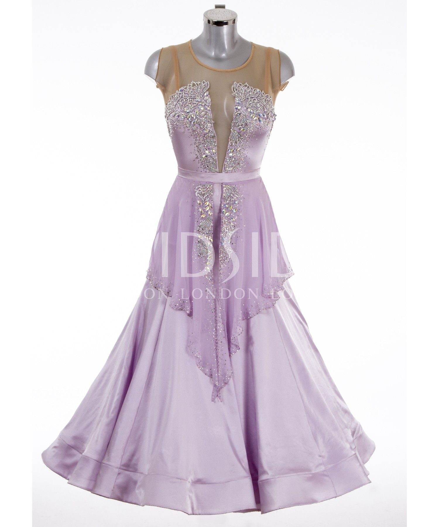 386958 Lilac Ballroom Dress | Ballroom dresses for sale | Dance ...