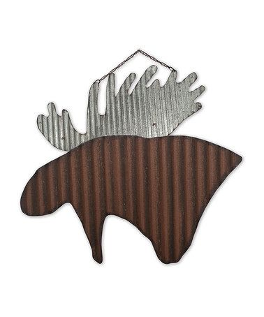 Magnetic Wall Decor moose cutout magnetic wall décor | magnetic wall, walls and cabin