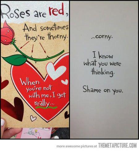 Liczba obraz w na temat funny valentines na Pintere cie 17 – Funny Dirty Valentine Cards