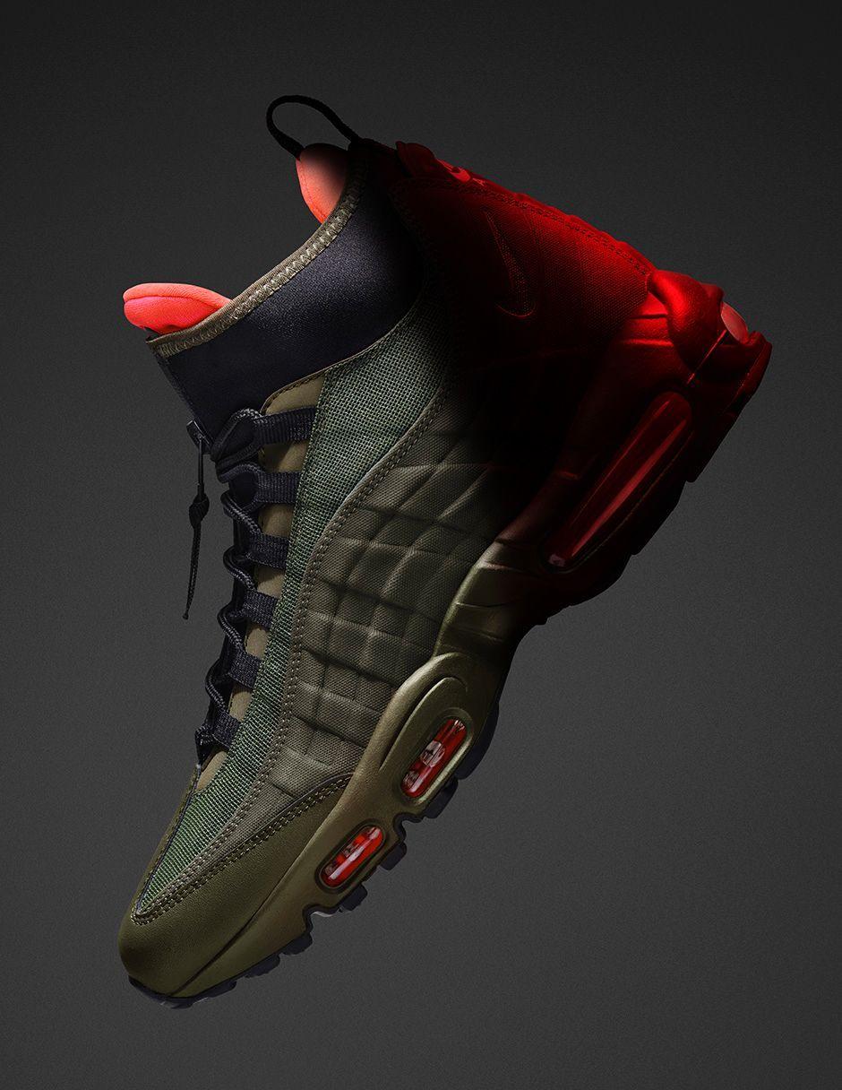 air max 95 boots mens