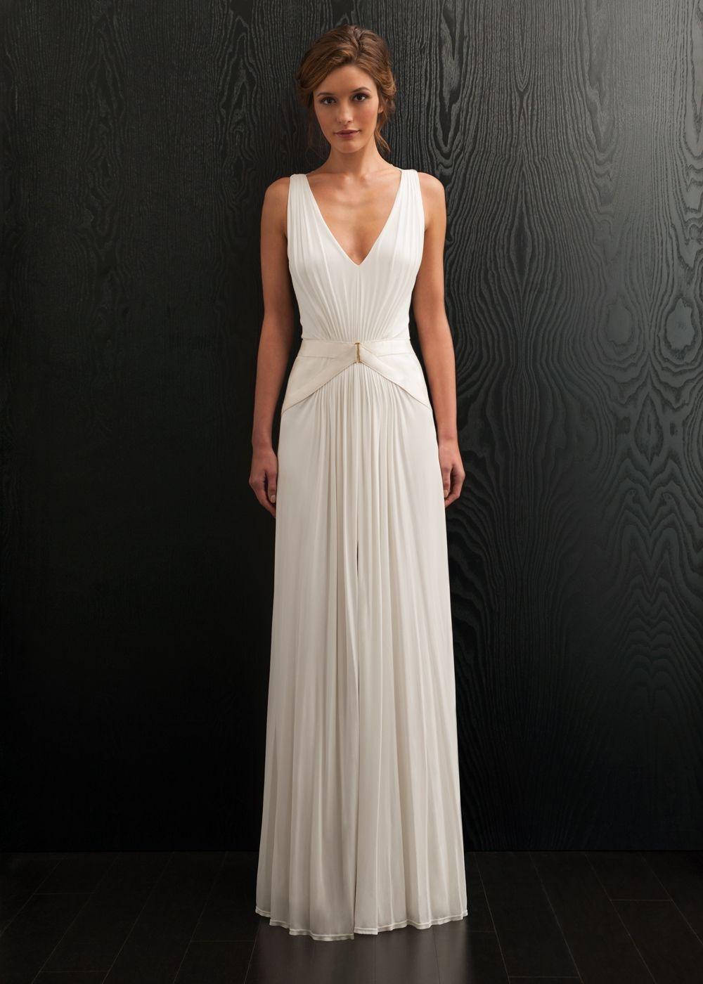Alexis wedding dress amanda wakeley designer collection