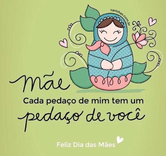 Pin de Alessandra Stival em Cit Feliz dia das mães
