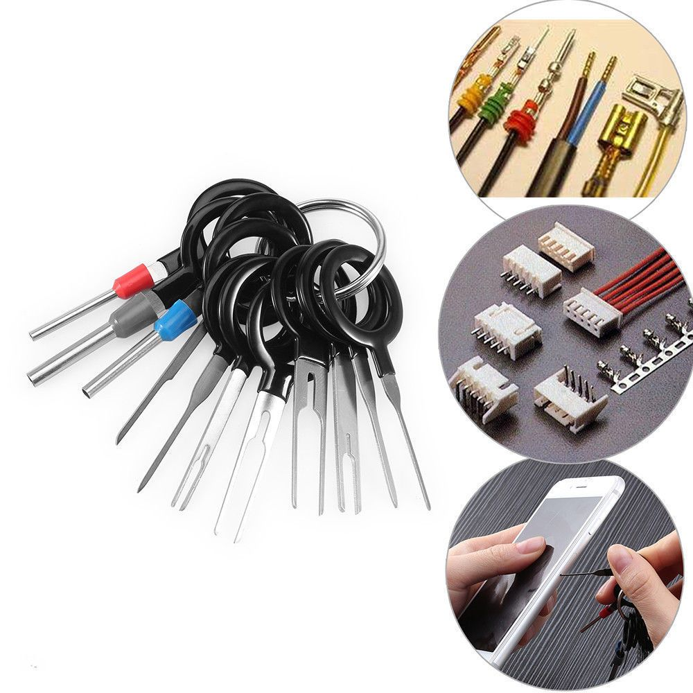 $0 99 - Automotive Connector Plug Pin Crimp Removal Terminal Tool