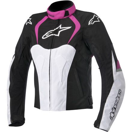 Alpine Motorcycle Gear >> Motorcycle Alpinestars Women S Stella Jaws Waterproof Textile