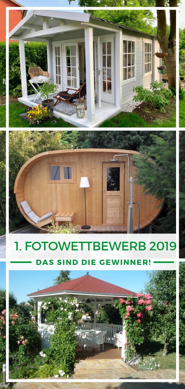 1. Fotowettbewerb 2019 Das sind die Gewinner! Hinterhof