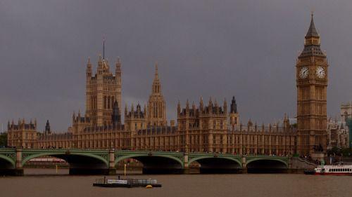 House of Parliament - London - England (byWilson Hui) IFTTT Tumblr