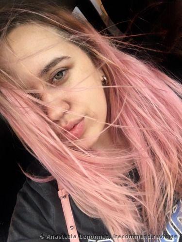 L\'Oreal Colorista Semi-Permanent Hair Color review: \