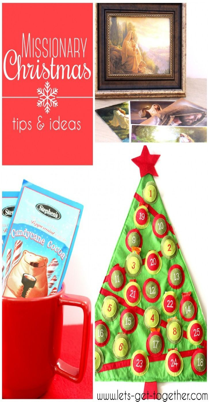 Missionary Christmas: Tips & Ideas | Missionary gifts ...