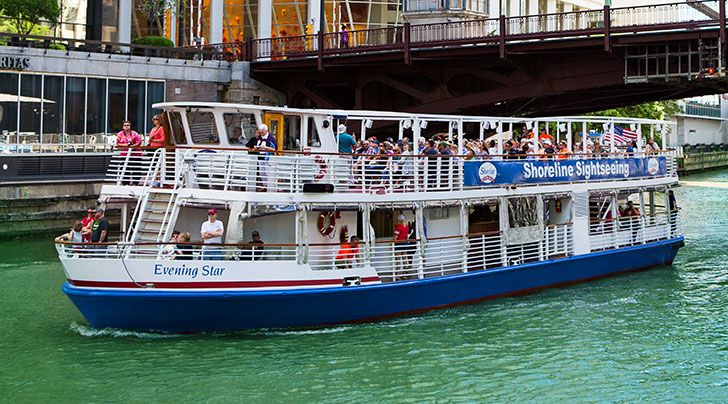 Shoreline Sightseeing Navy Pier Boat Tours Kids