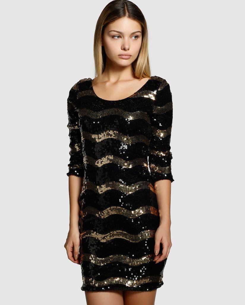 56e03cb5c Imagen 8-vestidos-de-coctel-para-navidad-y-nochevieja-2015-vestido-lentejuelas-formula-joven  del artículo Más de 40 Vestidos de Cóctel para Navidad y ...