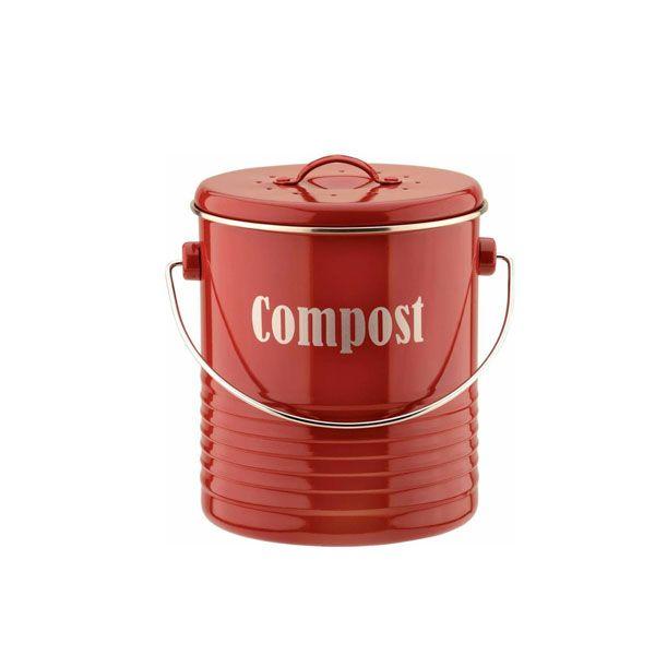 une jolie poubelle compost compost nowaste ecofriendly composter rot id cologie home. Black Bedroom Furniture Sets. Home Design Ideas