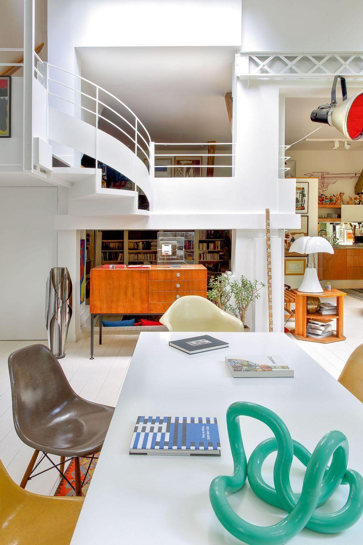 Maison canal saint martin du fondateur leon harper maison de r ve par c t maison - Maison de la hongrie paris ...