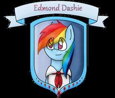 dashie emblem by stupidflyingxxfox count of monte rainbow