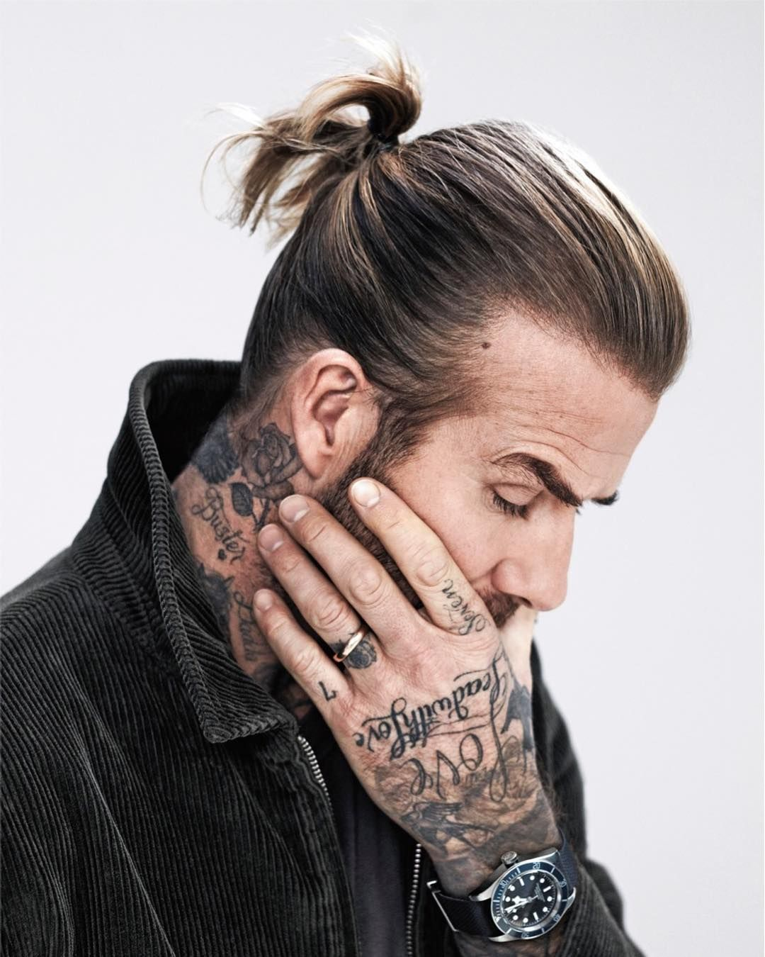 David Beckham Es Magazine January 2018 Style Pinterest David