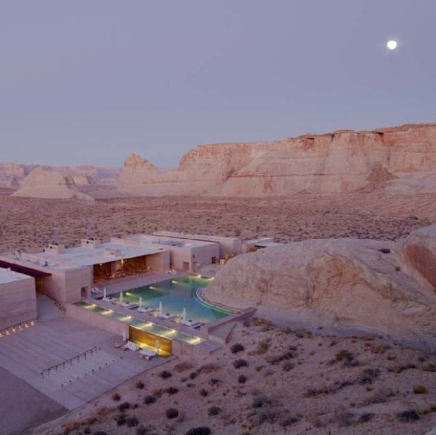This Amazing Hotel Located In The Desert Looks Like The Ultimate - Amazing hotel located desert looks like ultimate escape
