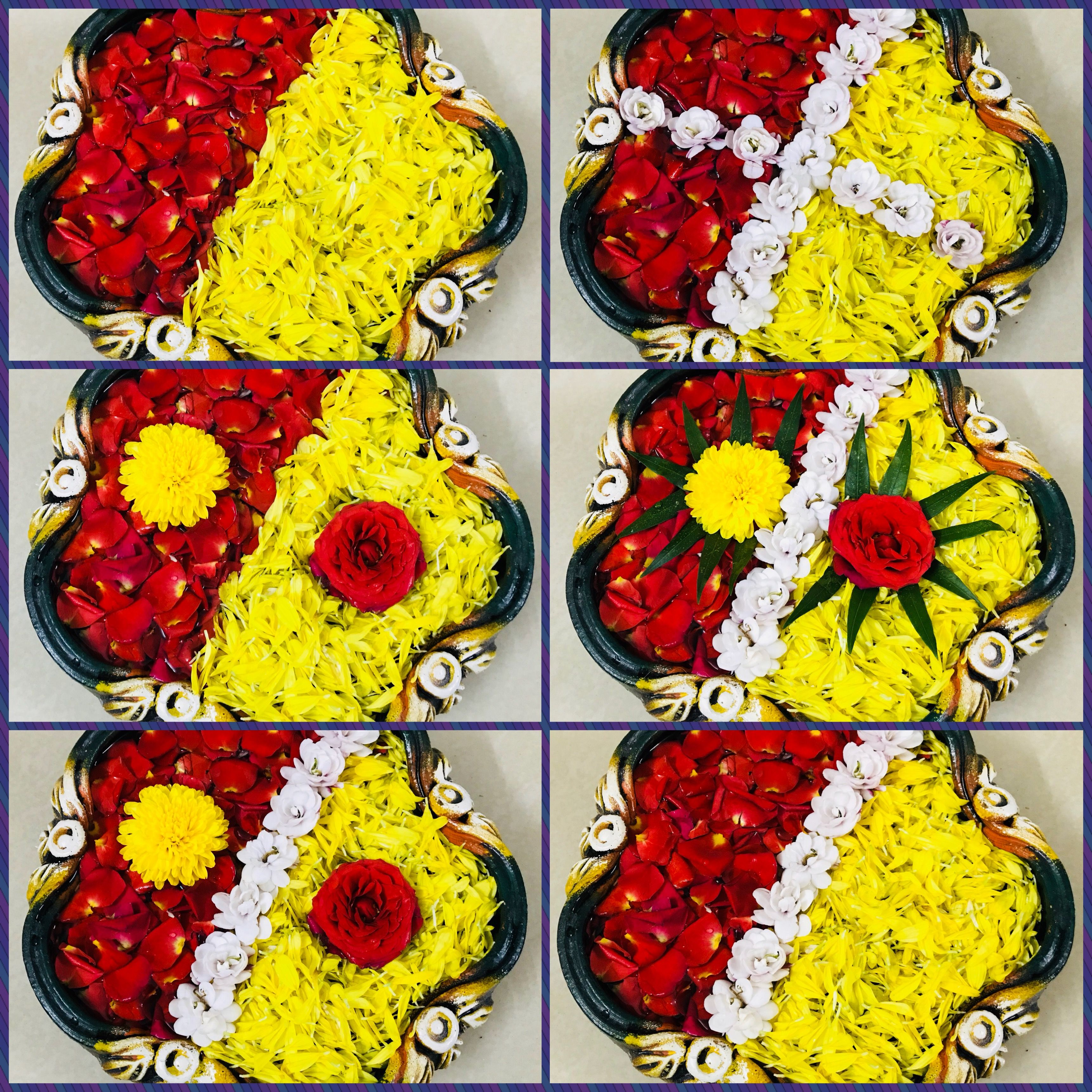 Floating flowers Floating flowers, Flower decorations