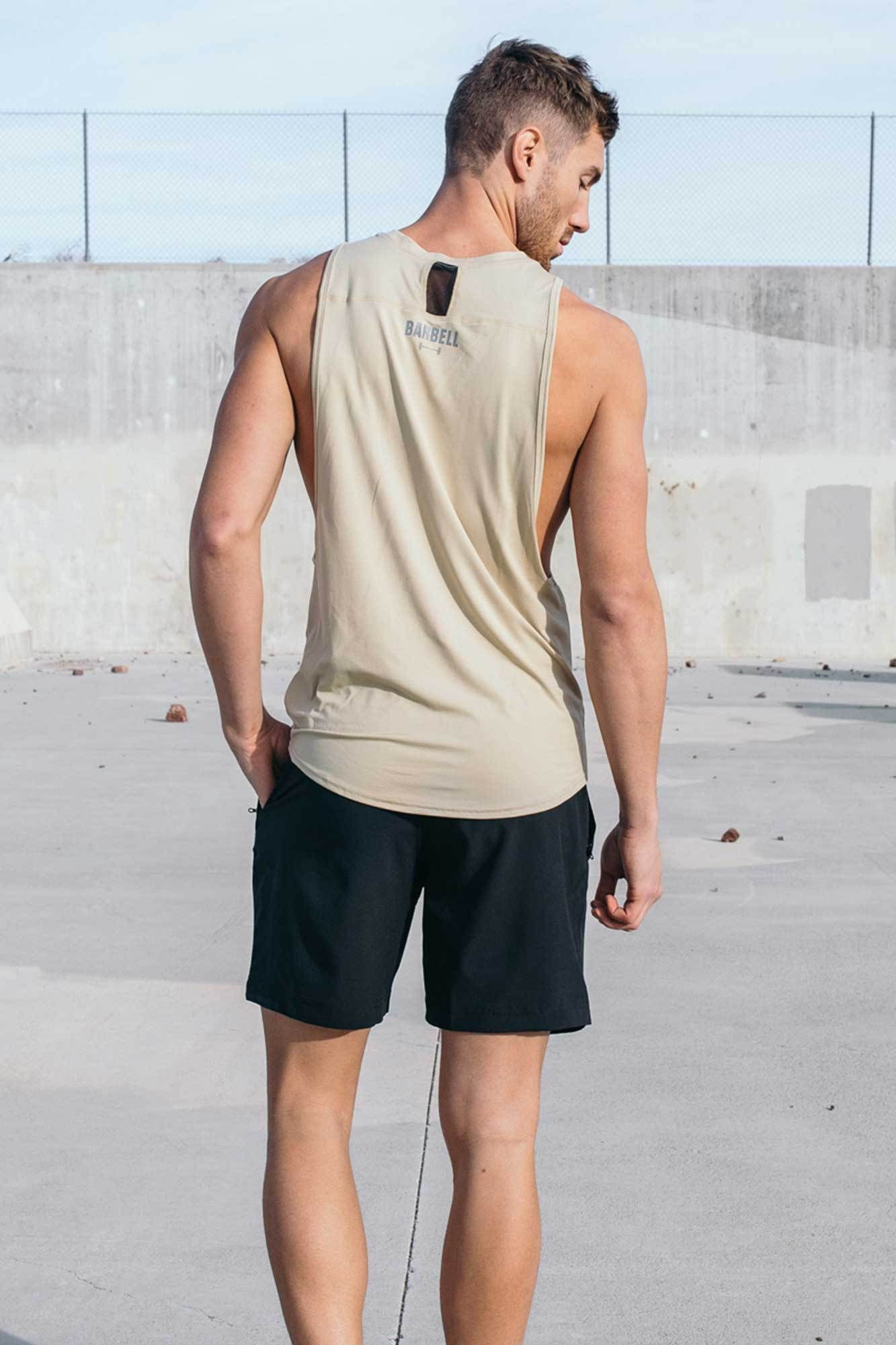 WHY WE MADE THIS The Vented Drop Tank pushes the fit of