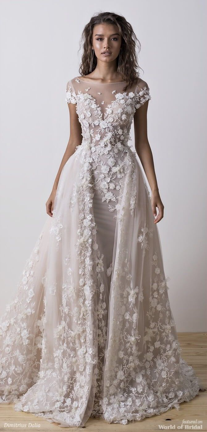 Dimitrius Dalia 2018 Wedding Dress