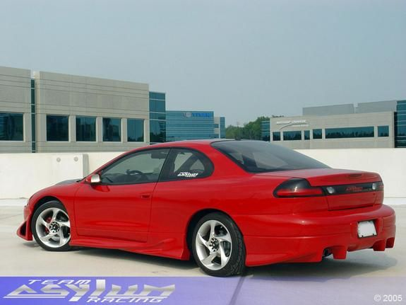 My First Car Was A 1997 Dodge Avenger It Was Sponsored By A Few