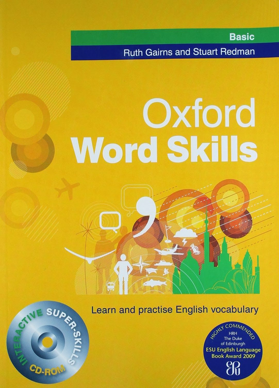 Oxford Word Skills Basic Learn And Practise English Vocabulary Word Skills English Vocabulary English Grammar Book Pdf
