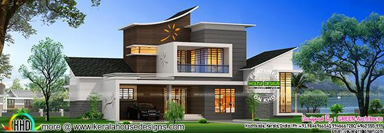 Superior Fusion Home Design Plan