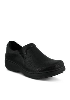 Spring Step Women's Belo Slip-On Loafer - Black - 8.5M
