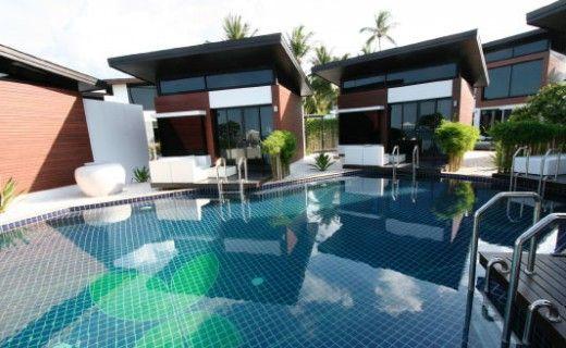 Sisustusarkkitehtitoimisto dSign Vertti Kivi & Co. Aava Resort, Khanom, Thailand