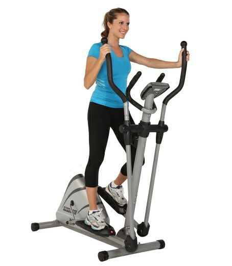 Exerpeutic Magnetic Elliptical Review Elliptical Training