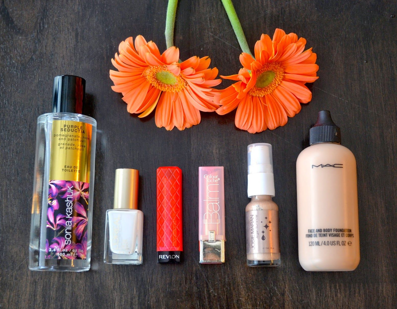 5 must have spring beauty products 1. fragrance, 2