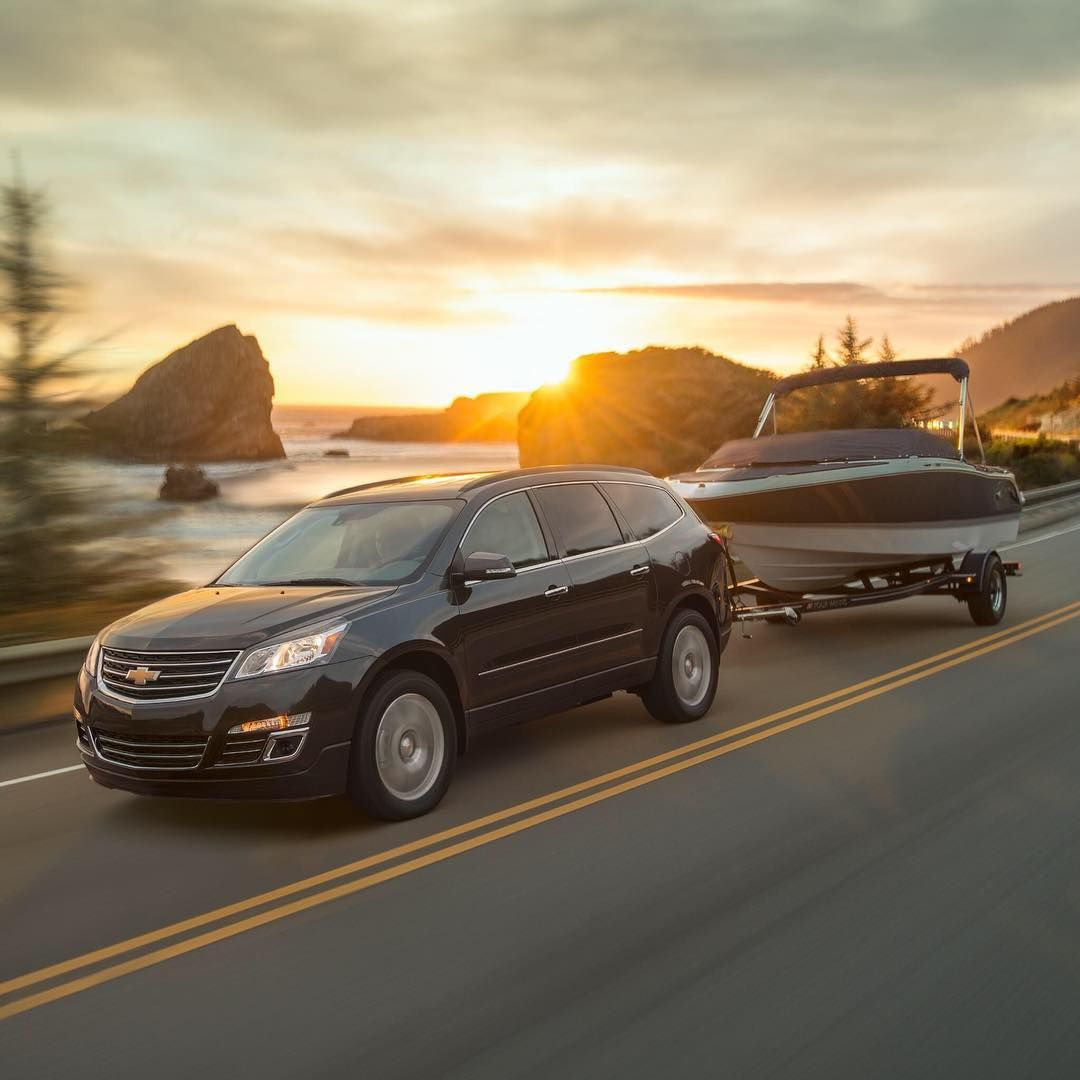 Transport The Whole Family The Whole Summer Chevy Traverse Chevrolet Super Cars Classic Cars Muscle