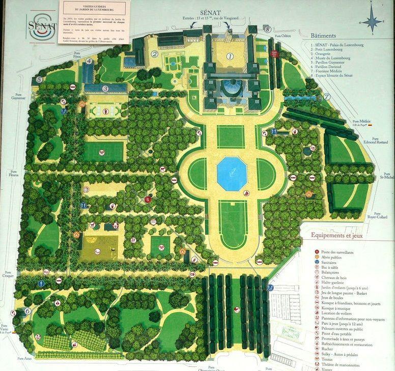 Visit Jardin Du Luxembourg Paris Luxembourg Paris