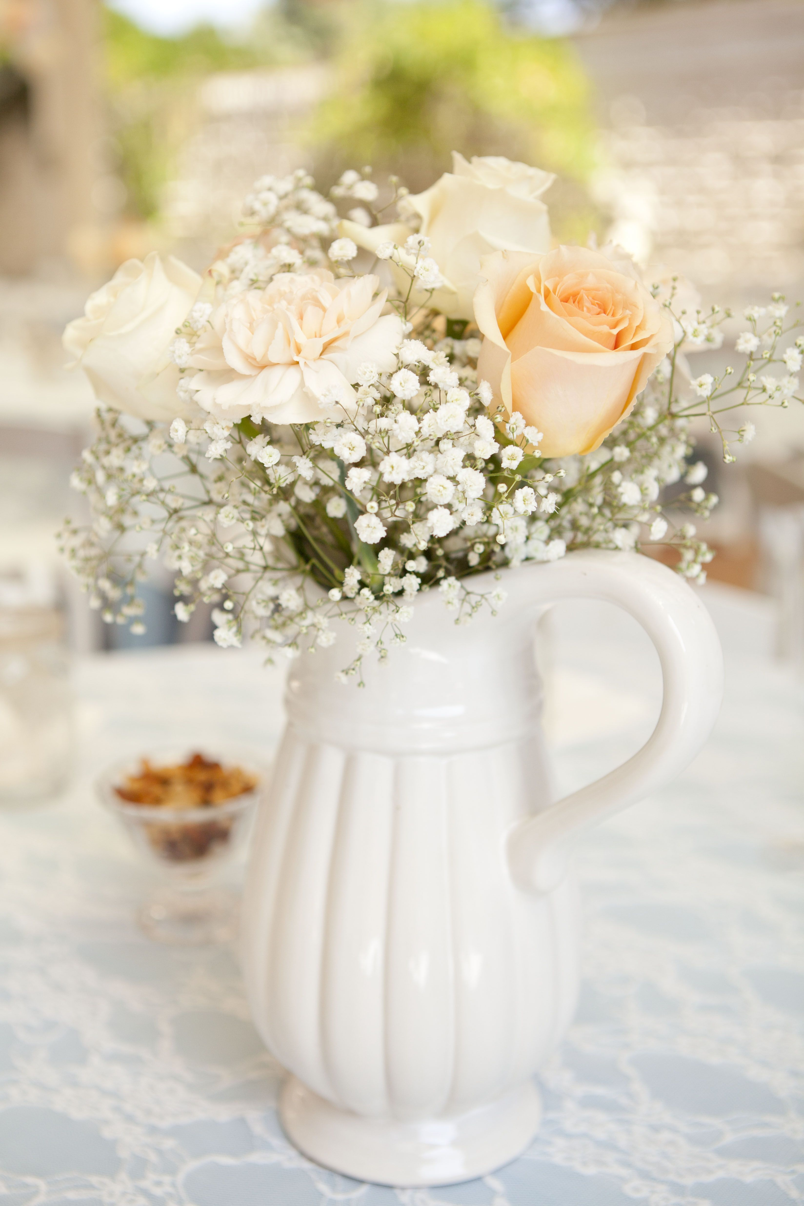 Magnificent Shabby Chic Centerpieces Wedding Gift - The Wedding ...