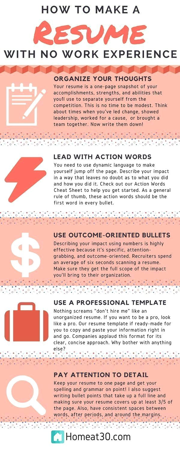 40+ Creative resume tips words Resume tips no experience