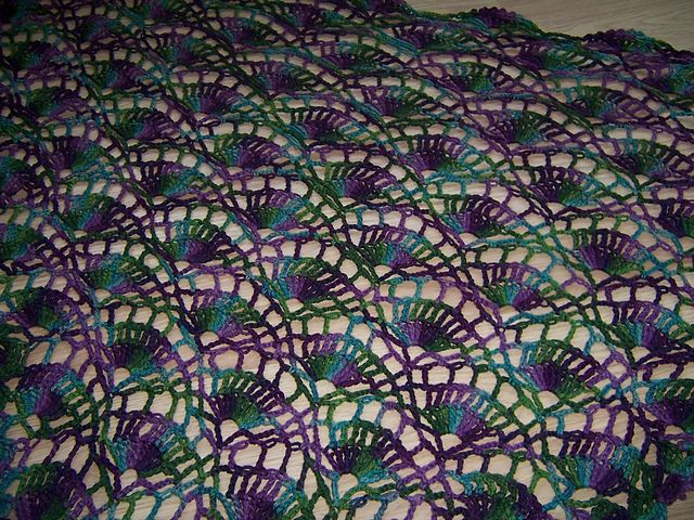 Free #Crochet #Pattern Looks like a mash up between the Southbay ...