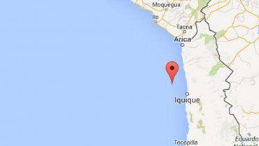 nefa nefa: Fuerte sismo sacude al norte de Chile y evacuan la...