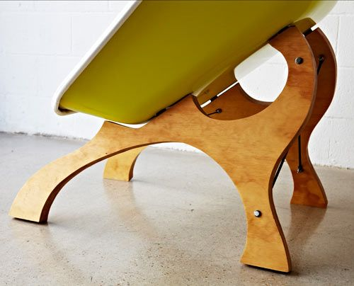Beautiful Karl Sanford Is The Designer Of This Amazing And Creative Chair Design,  Called The Wheelbarrow Chair. Amazing Design